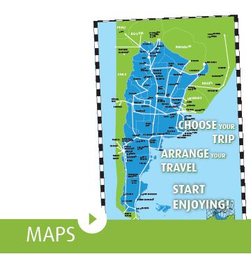 年春节智利阿根廷 南美南极 论坛 穷游网 - Argentina bus map